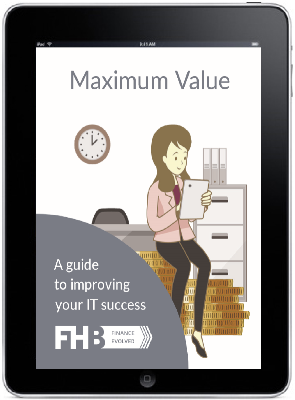 eBook Maximum Value A Guide to Improve your IT Success
